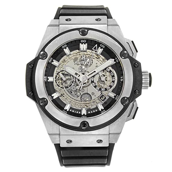 Hublot King Power 701.NX.0170.RX - Reloj automático, autoviento macho
