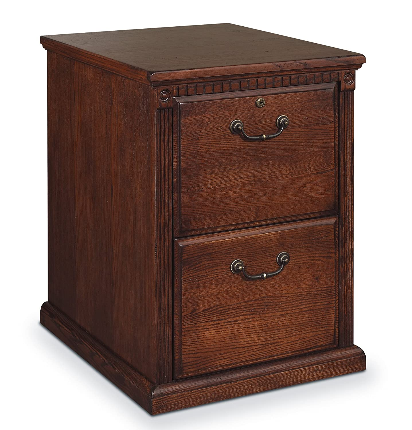 Amazon.com Martin Furniture Huntington Oxford 2 Drawer File Cabinet Burnish - Fully Assembled Kitchen u0026 Dining  sc 1 st  Amazon.com & Amazon.com: Martin Furniture Huntington Oxford 2 Drawer File Cabinet ...