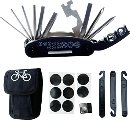 Black Heavy Duty Steel Tyre Lever Tire Removal Repair Bicycle Tool Bike MTB BMX