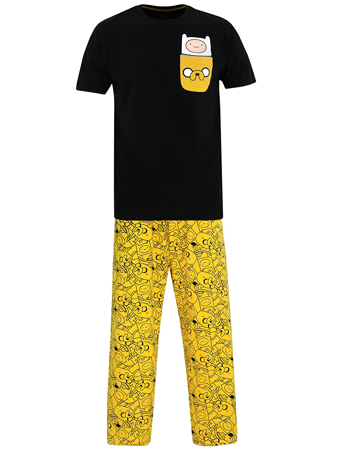 Adventure Time Mens Pyjamas