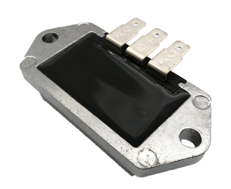 Tuzliufi Voltage Regulator for Kohler 8-25 HP Engine Replace 25 403 03 03-S 25 755 03 03-S 41 403 01 41 403 03 41 403 04 03-S 05 41 403 06 06-S 41 403 08 08-S 09 41 403 09-S 41 403 10 10-S New Z2 Generic