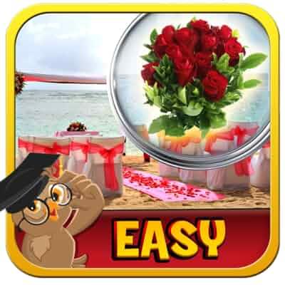 Rose Wedding - Big Hidden Object Game [Download]