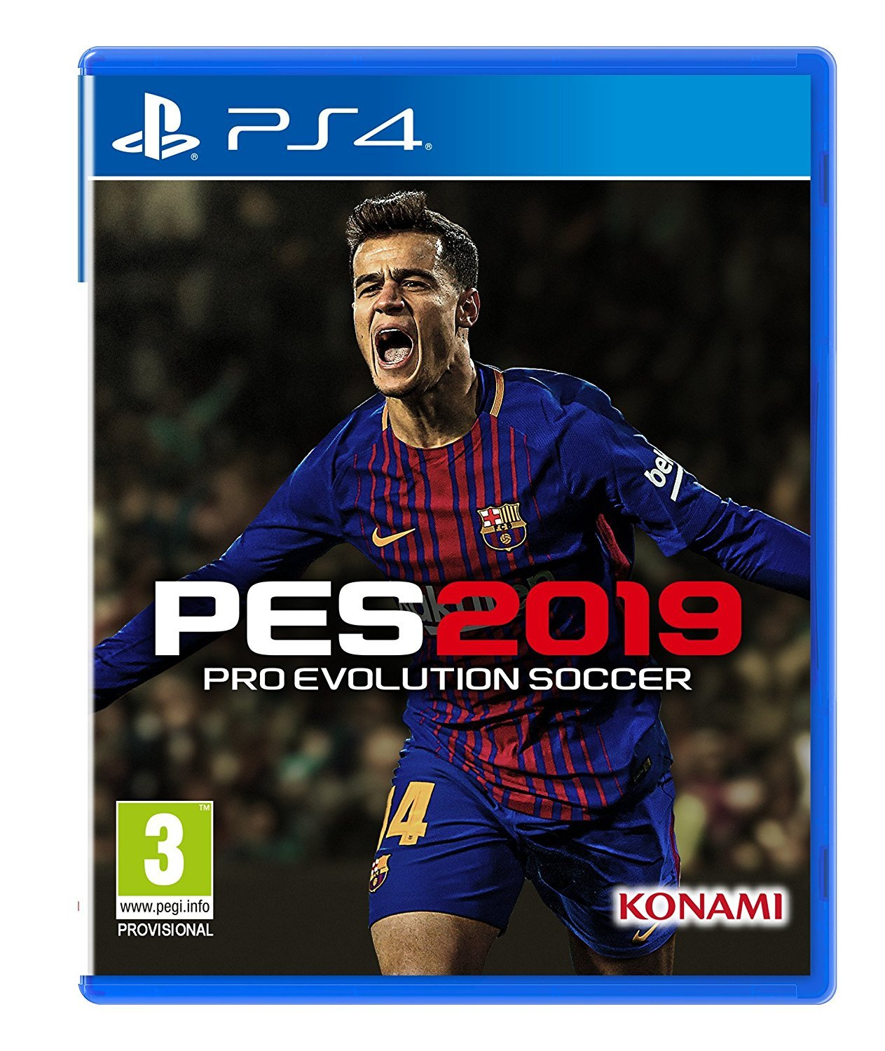 PES 2019 (PS4): Playstation 4: Amazon in: Video Games