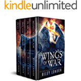 Wings of War: The Angel Academy Complete Series