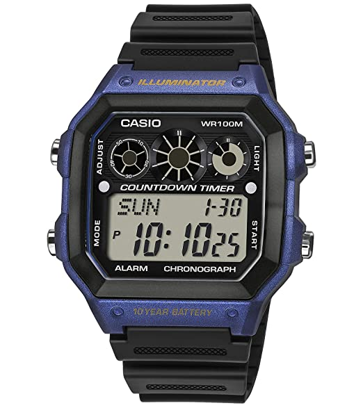 Casio AE1300WH-2AV Hombres Relojes