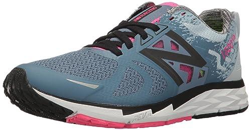 lowest price a7707 84ac4 New Balance Women's 1500v3 Running Shoe, Porcelain/Alpha Pink, 6.5 B US