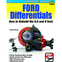 Ford Differentials: How to Rebuild the 8.8 and 9 Inch (NONE)