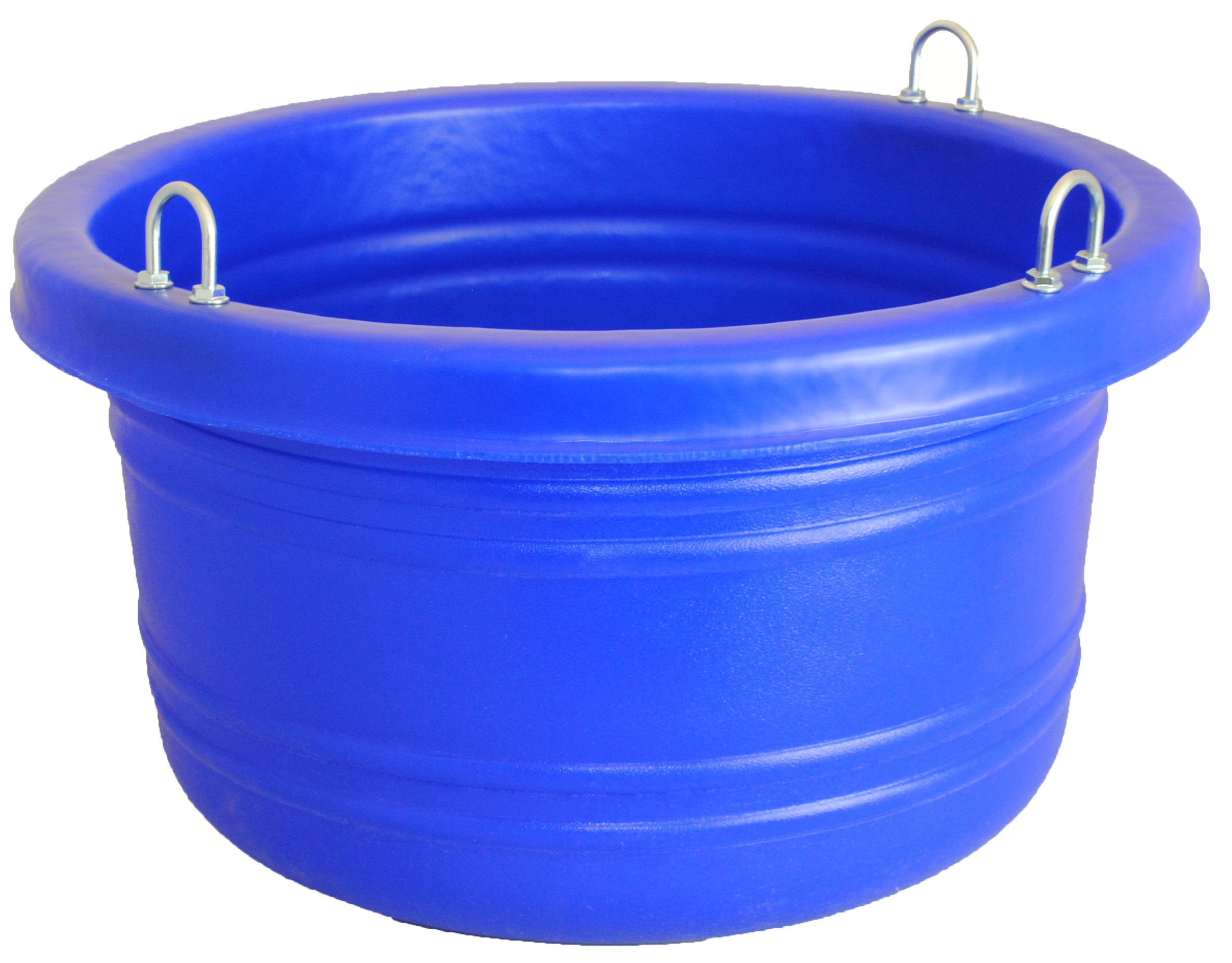 Horsemen's Pride 30-Quart Feed Tub, Blue
