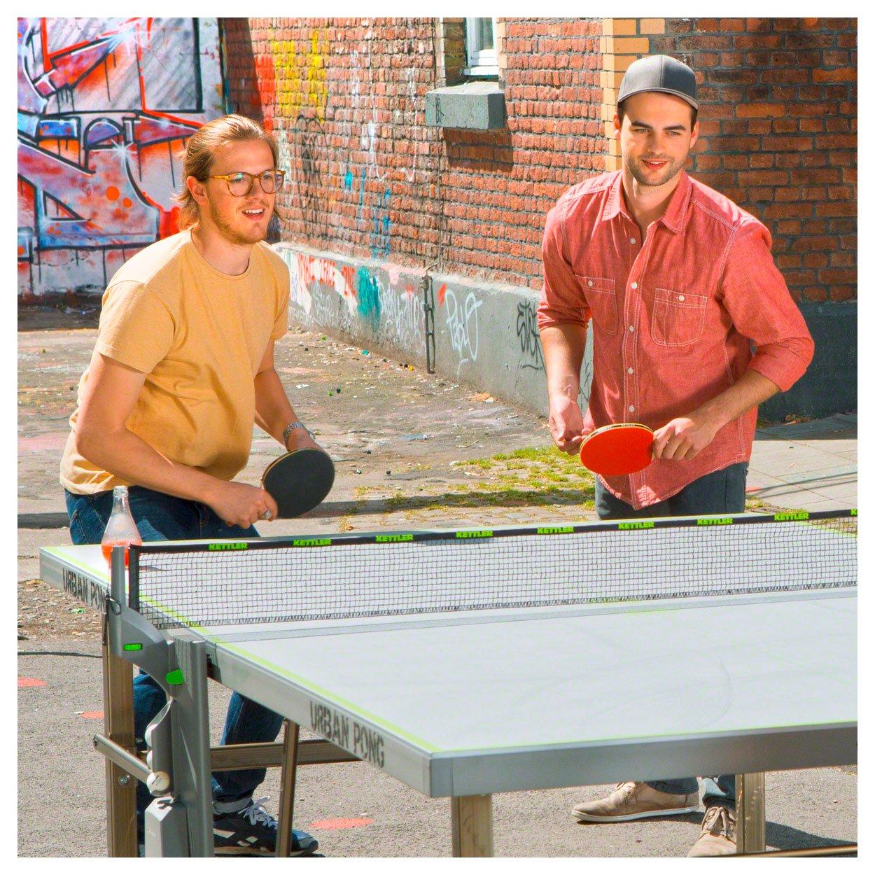 Kettler Basic – Set 2 Schläger Champ und und und 3 Bälle 3 Sterne pinpong B004K83WD0 Tischtennis-Sets Ausgezeichnete Qualität 333361