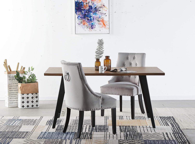 Style Classique & Design Windsor P&N Homewares Chaise Capitonnée