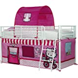ReadyRoom Hello Kitty 1.9m Mid Sleeper Bed Tent