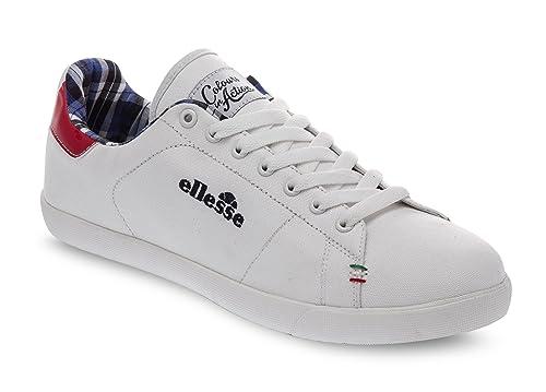 Ellesse Mota, Zapatillas para Hombre, Blanco, 39 EU