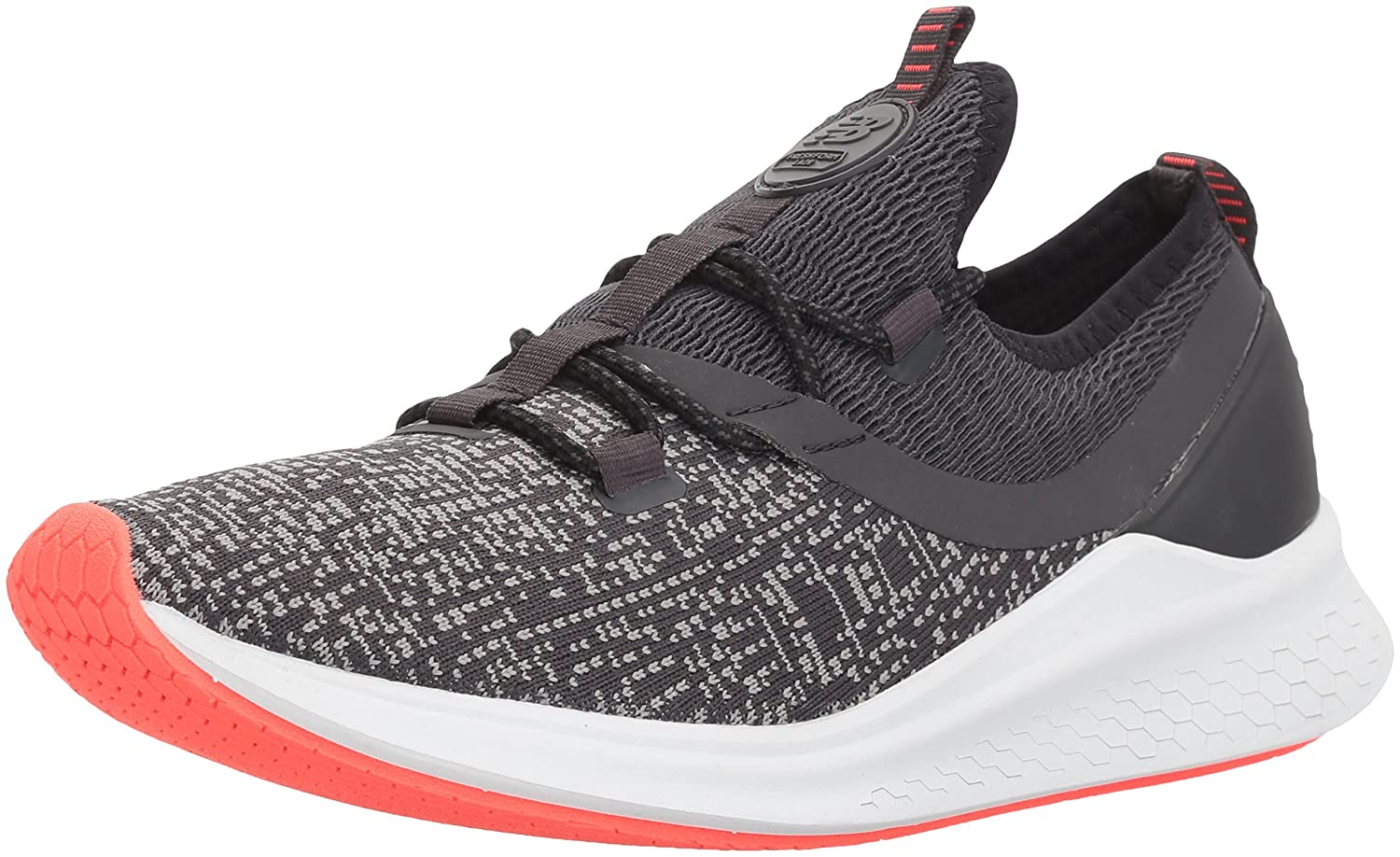 New Balance Women's Fresh Foam Lazr V1 Sport Running Shoe B06XSBCZ99 5 D US|Team Away Grey/Phantom/White Munsell
