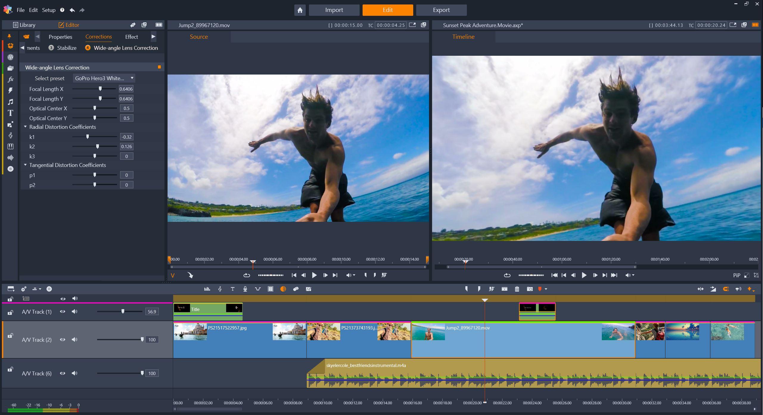 Pinnacle Studio 21 Plus Video Editing Suite For Pc