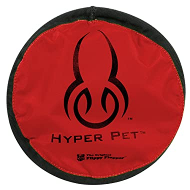 Hyper Pet Flippy Flopper Dog Frisbee and Interactive Dog Toy Variety Pack