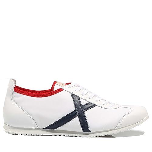 8e3f70f7a3bc9 Munich Zapatillas Osaka 337 Blanco  Amazon.es  Zapatos y complementos