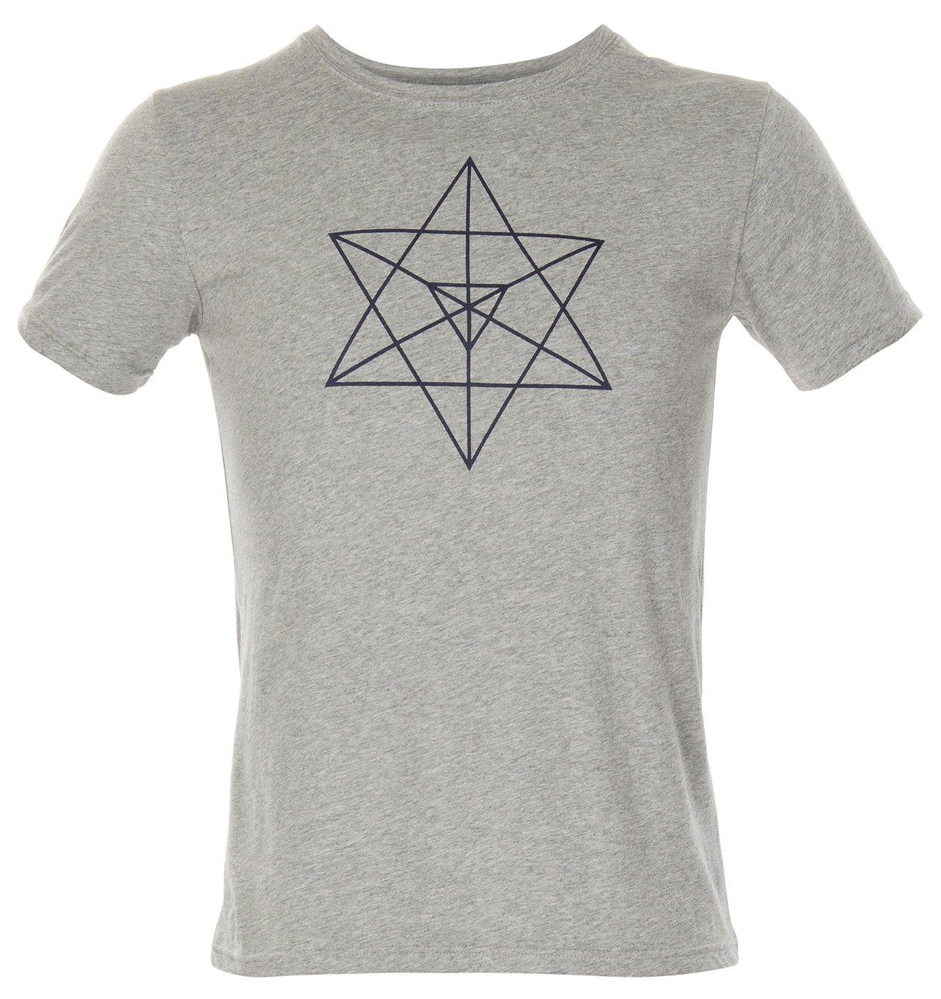 Jaya T-Shirt orin - Grau Melange S