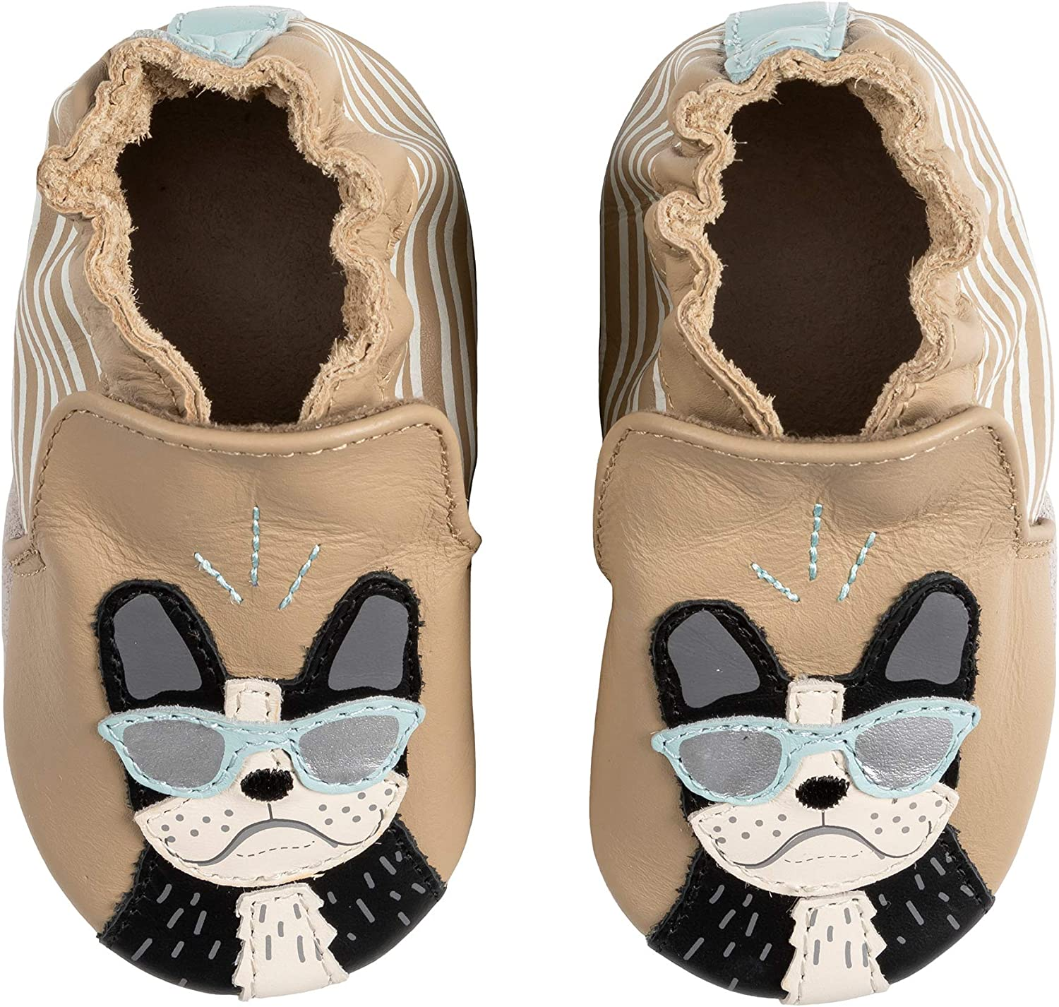 Robeez Baby Shoes - Soft Soles - Vitto