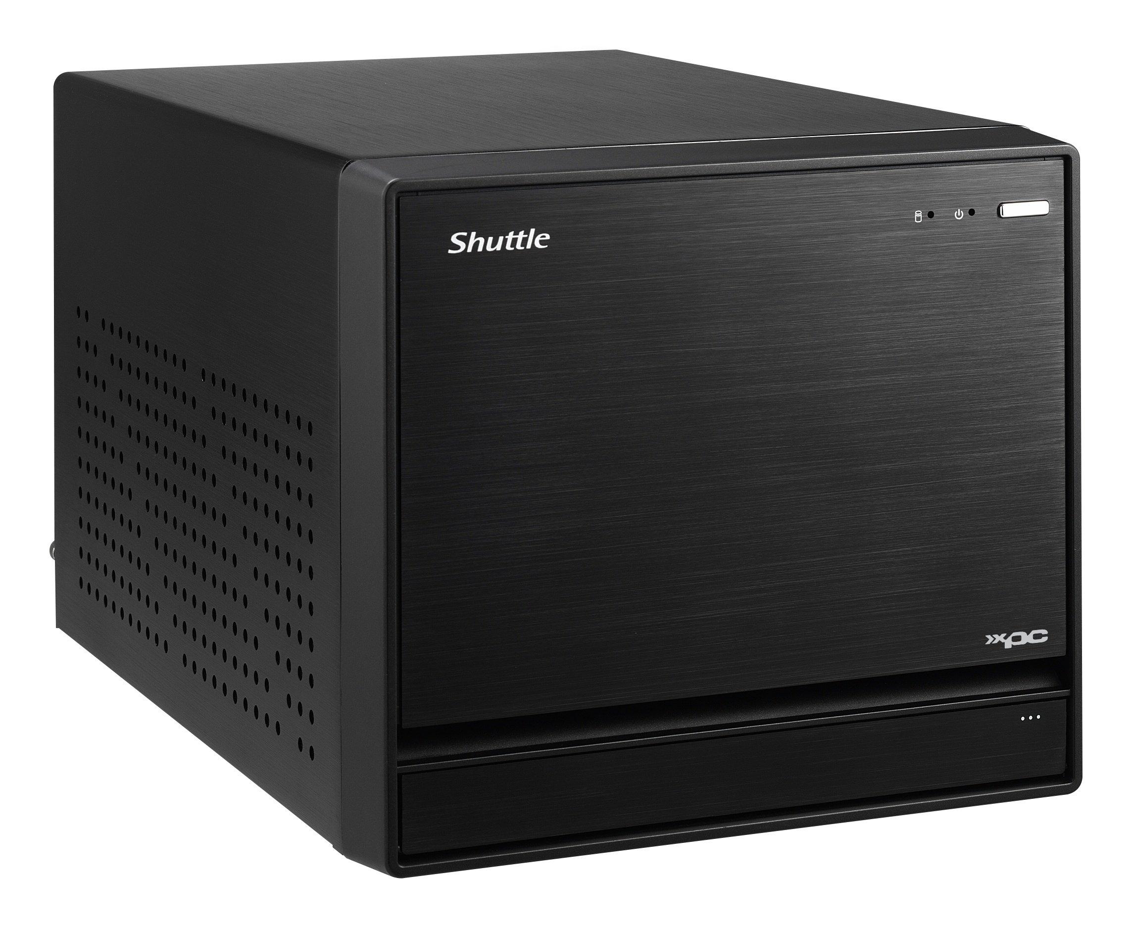 Shuttle XPC Cube SZ170R8V2, SFF Intel Skylake Z170 Chipset LGA1151 i3/i5/i7/Pentium, DDR4 (MAX. 64GB), ICE 2 Cooling Heatpipe by Shuttle