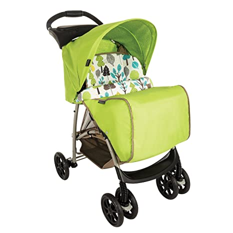 Graco - Cochecito de bebé con tablero parental. verde Bear trail