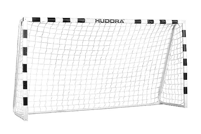 Hudora 76909 portería de fútbol - porterías de fútbol: Amazon.es ...