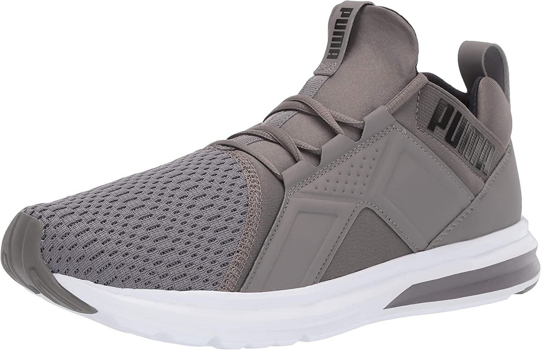 PUMA Men's Enzo Mesh Sneaker