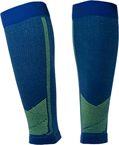 18-21 mmHg COMPRESSION CALF SLEEVES Leg Support Men Women Sports Running Brace