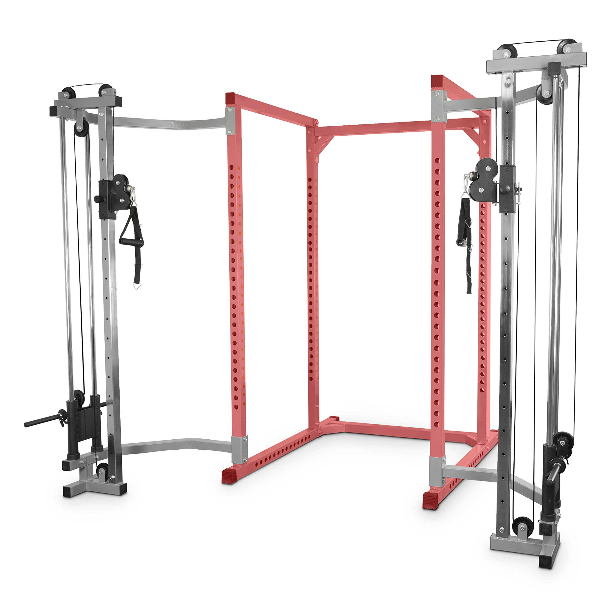 Valor Fitness BD-CC2.0 Cage Cable Crossover Attachment 2.0'' Frame by Valor Fitness
