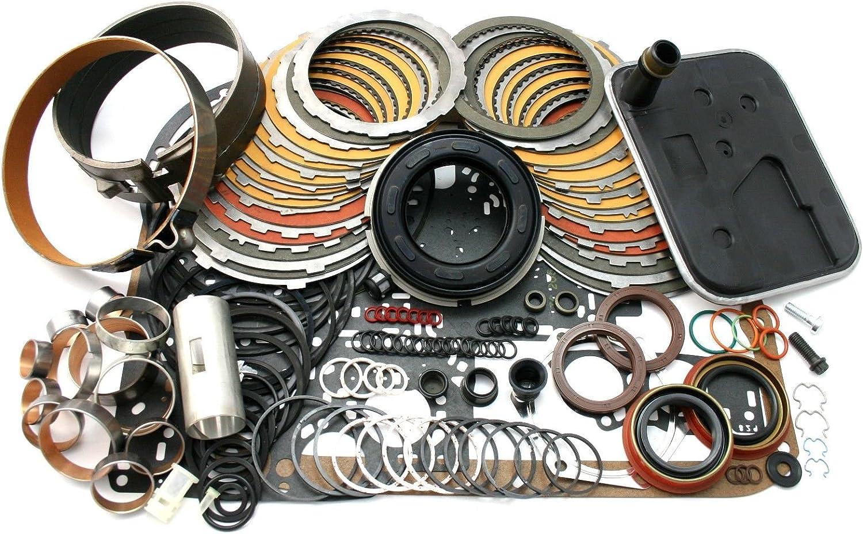 Chevy 4L80E Transmission Master Level 2 Alto Red Eagle High Performance Rebuild Kit 1990-96