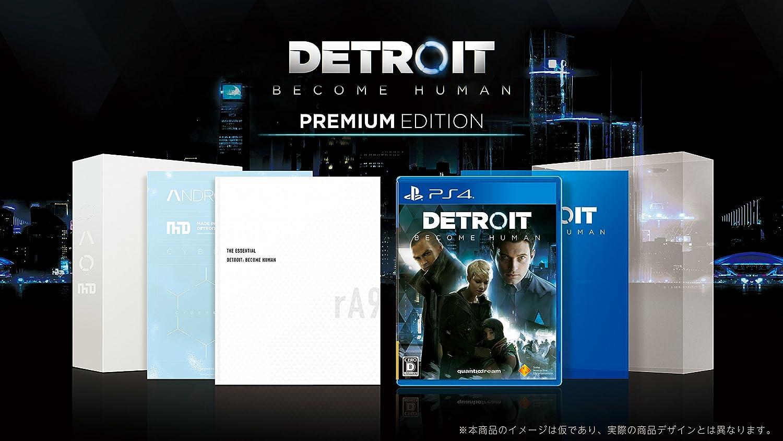 Detroit: Become Human 無料体験版 B07CLWWPSL 0) 無料体験版