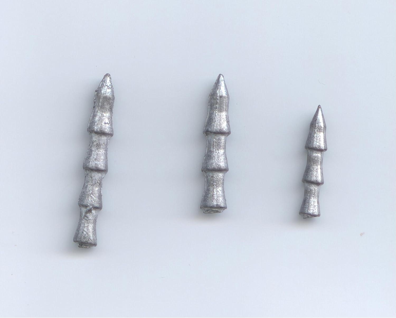 Tungsten Pogoda Nail Weights Worm Weights