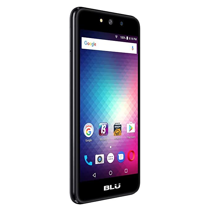 Amazon.com: BLU Grand Energy -Unlocked Dual SIM Smartphone ...