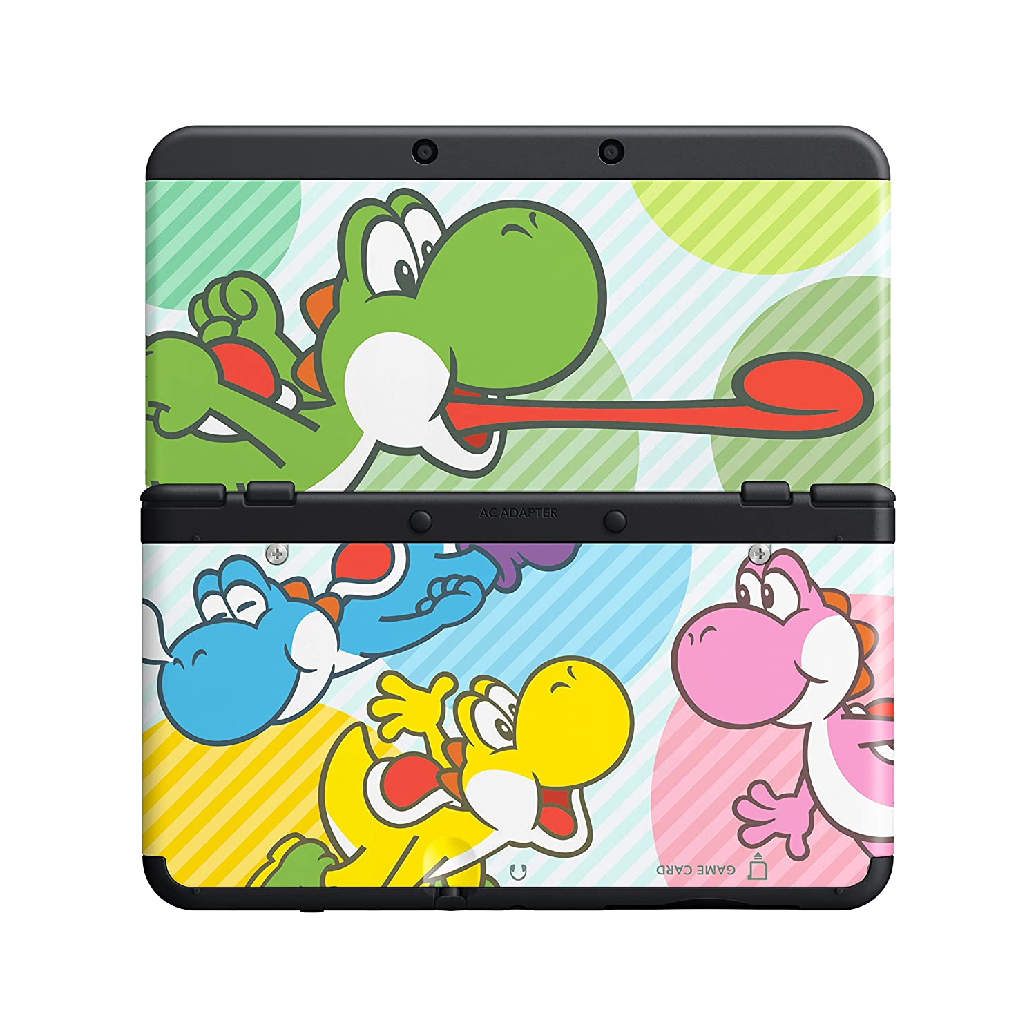 Amazon.com: Nintendo New 3DS Cover Plate - Multiple Nintendo ...