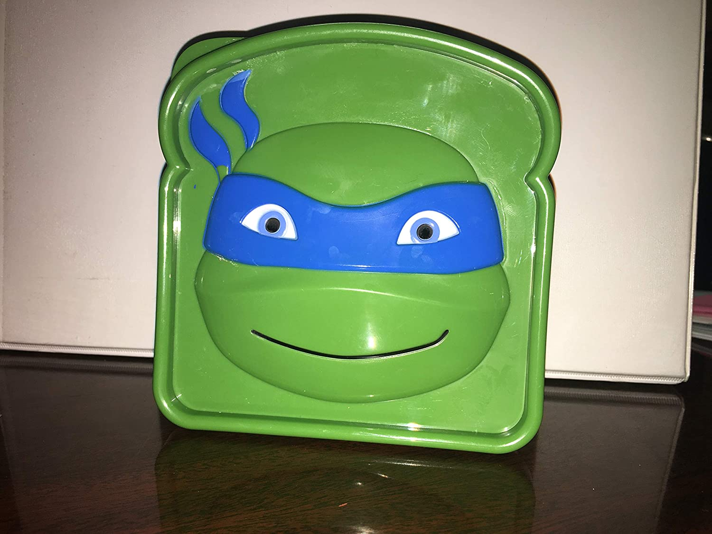 Amazon.com : Teenage Mutant Ninja Turtle, Leonardo, Sandwich ...