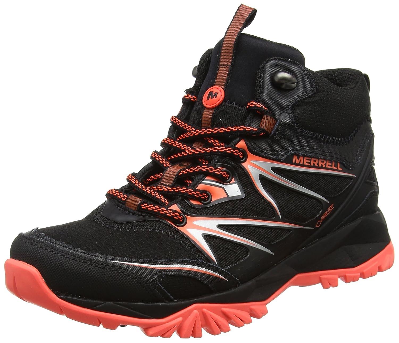 949a641bc42 Merrell Women's Capra Bolt Mid Gore-tex High Rise Hiking Boots ...