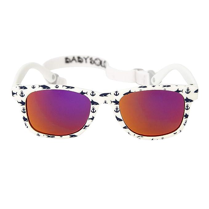 Amazon.com: Baby Solo Babyfarer - Gafas de sol para bebé ...