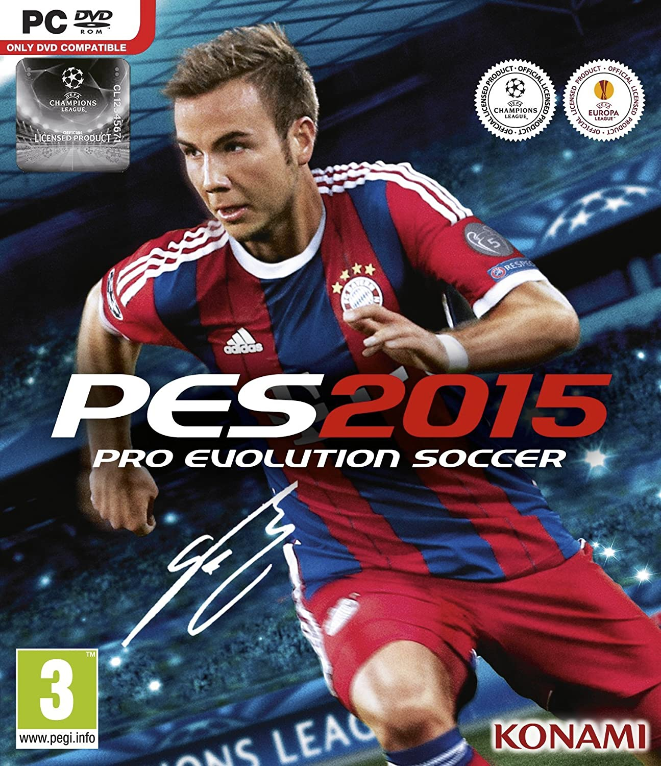 Pro Evolution Soccer 2015 (Day One Edt.): Amazon.es: Videojuegos