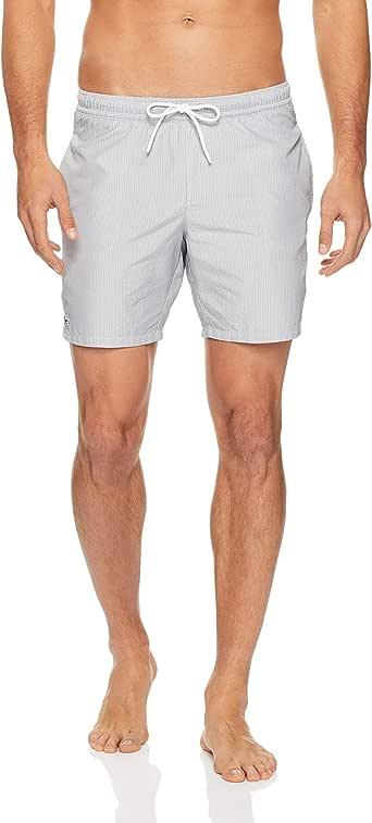 Lacoste Men's Seersucker Swim Shorts
