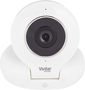 Vivitar Smart Home Capture Cam 2, White (IPC222-WHT-PR)
