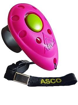 Clicker prémium de Asco para el adiestramiento de perros ...