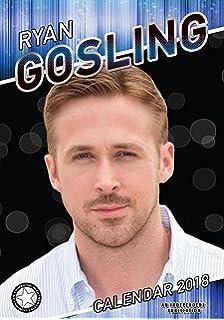 Ryan Gosling Calendar   Calendar 2017   2018 Calendars   Sexy Men Calendar    La La