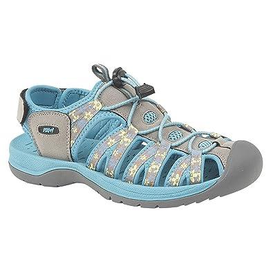 Womens/Ladies Superlight Floral Print Sports Sandals