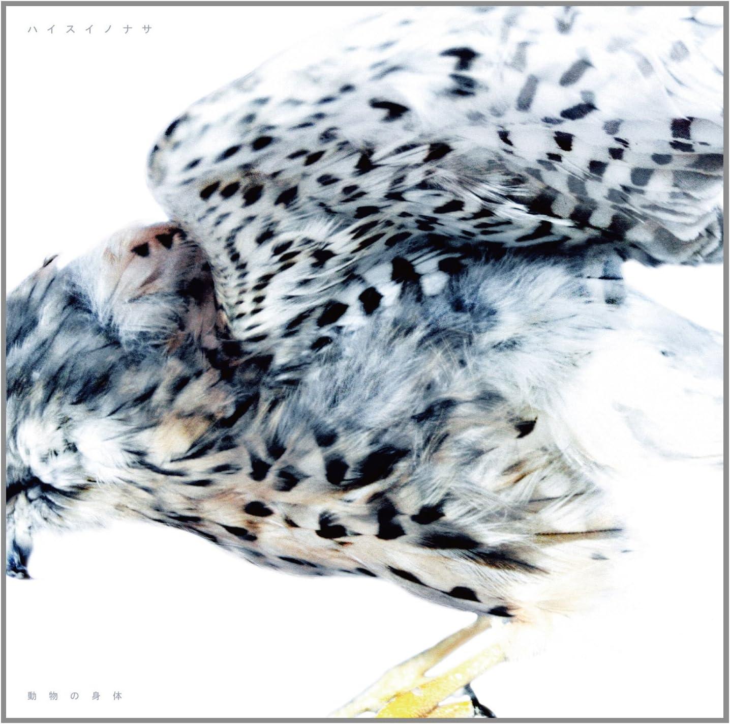 Amazon | 動物の身体 | ハイスイノナサ | J-POP | ミュージック
