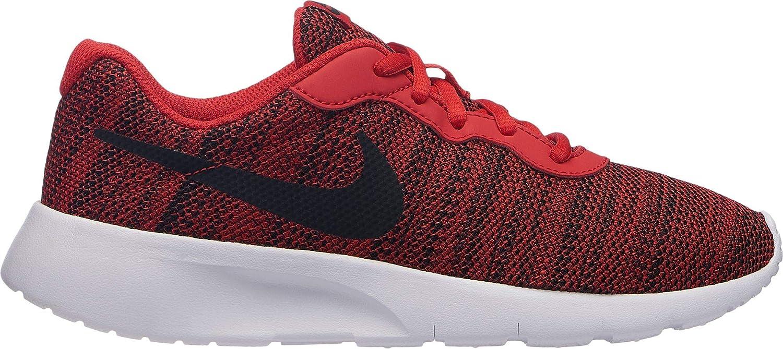4ae8f871b90e5 Amazon.com : NIKE Kids' Grade School Tanjun Shoes (University Red, 5 M US)  : Sports & Outdoors