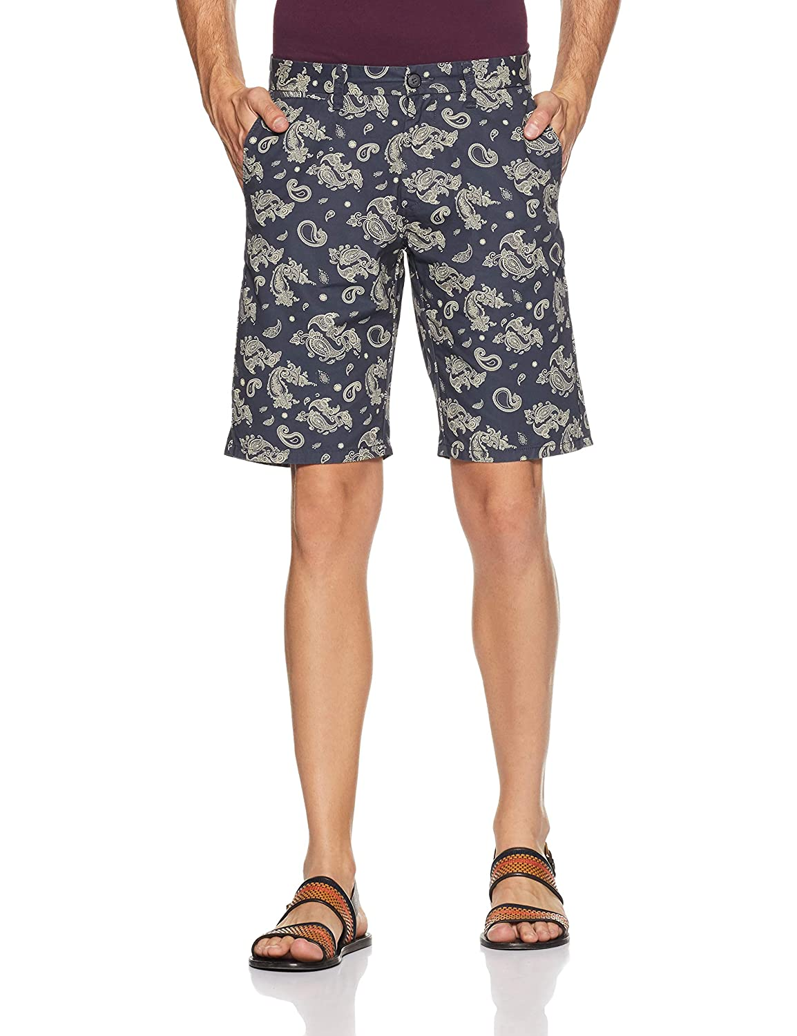US Polo Association Men's Cotton Shorts Men's Shorts at amazon