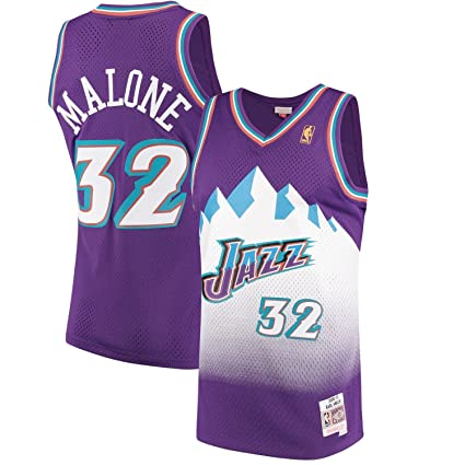 f802a290e John Stockton Utah Jazz Mitchell and Ness Men s Purple Throwback Jesey  4X-Large