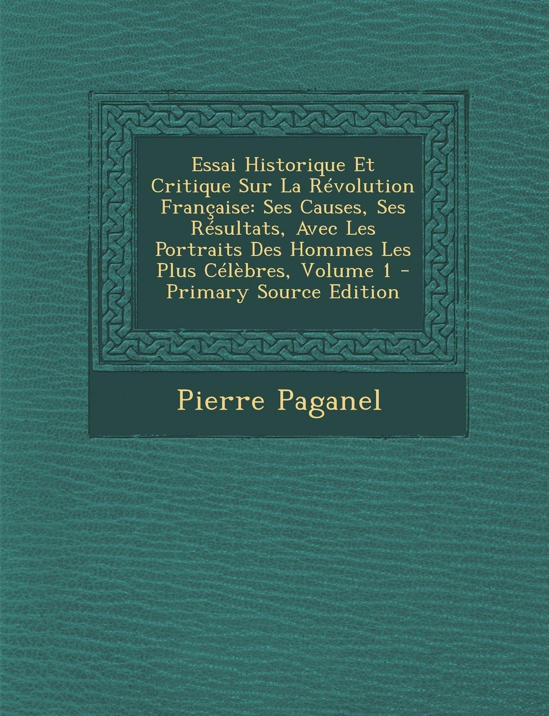 La cause des portraits (ESSAIS) (French Edition)