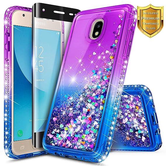 22a9eefad Amazon.com: Galaxy J7 2018 Case, J7 Refine/J7 Crown/J7 Star/J7 TOP ...