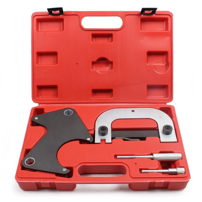 Todeco Kit de Herramientas para Renault, Herramientas de Sincronización para Motor - con Estuche roja, 4 Partes: Amazon.es: Coche y moto