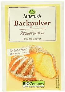 Bio Backpulver